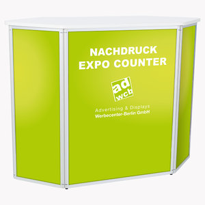 "Reprint for counter ""Expo Counter"""