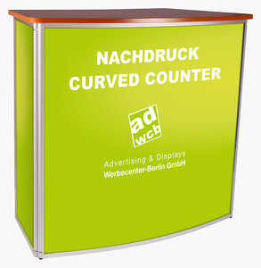 "Reprint for ""Curved Counter"""