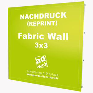 "Reprint for ""Fabric Wall"""