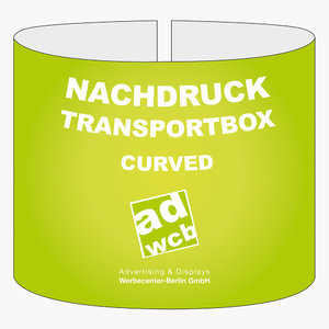 "Reprint for transport box ""Curved"""