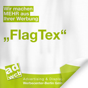 "Fahnenstoff ""FlagTex"" - Indoor + Outdoor - B1"