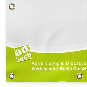 PVC banner with print